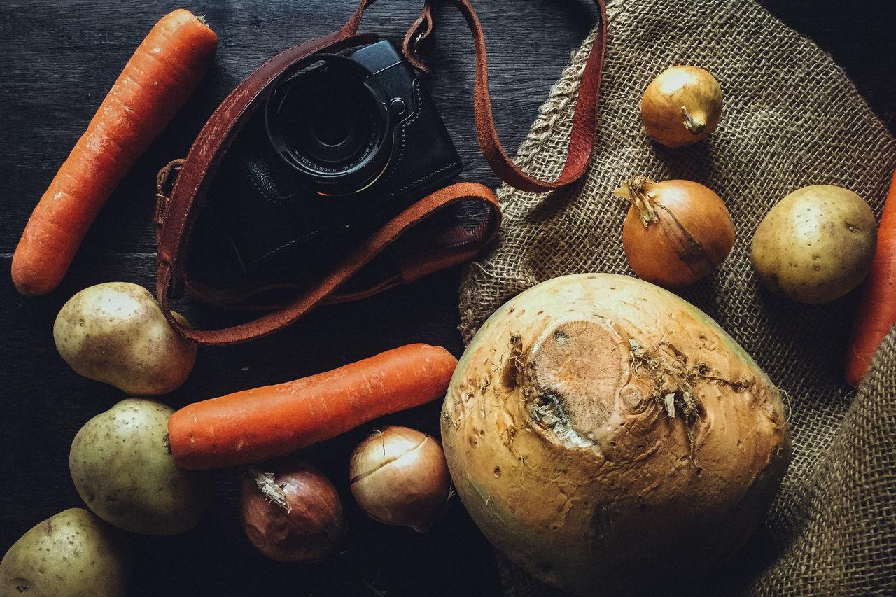 Beautiful stock photos of obst, Camera, Carrot, Close-Up, Digital Camera