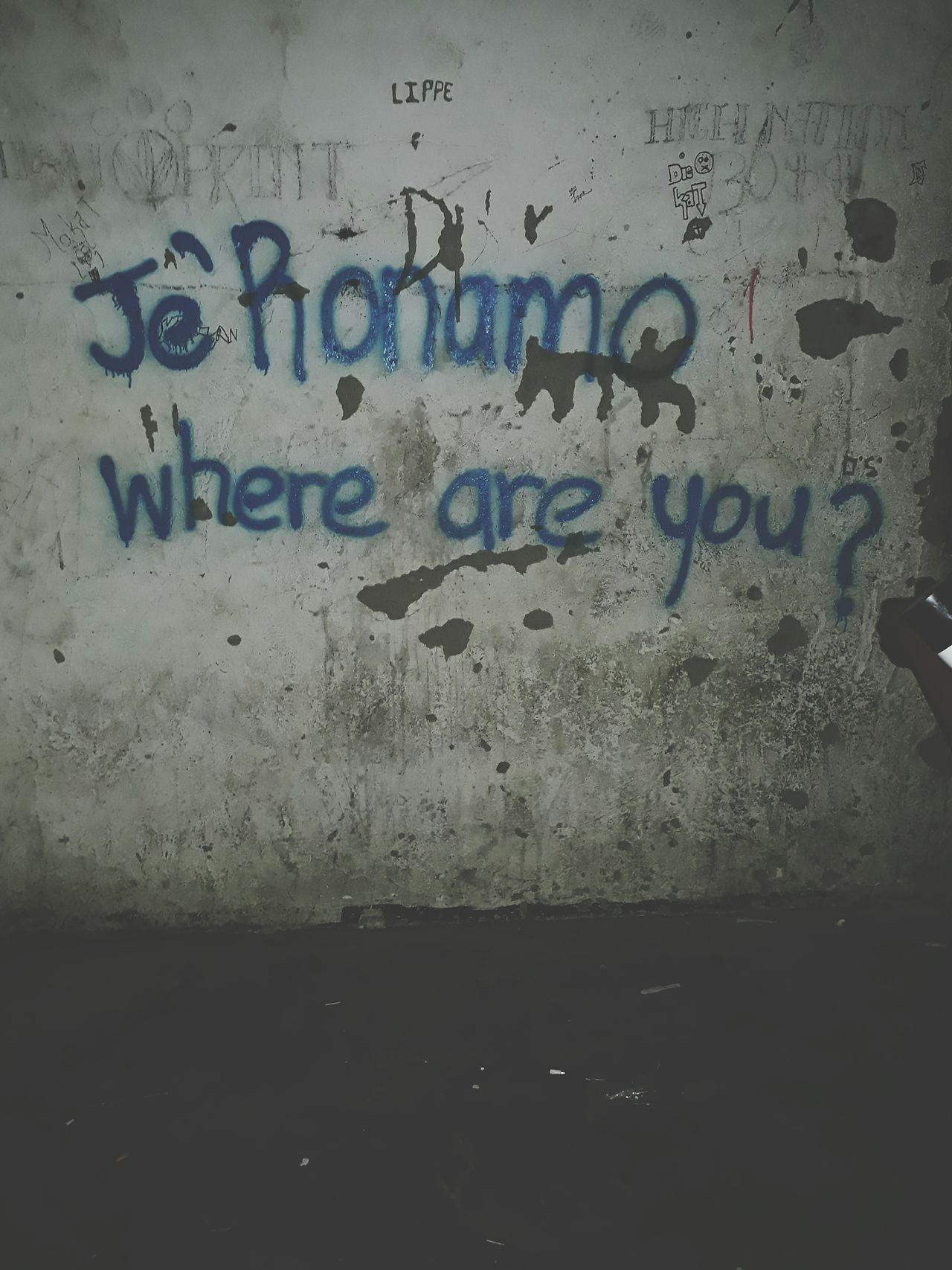 Je'Ronamo ? Search Party