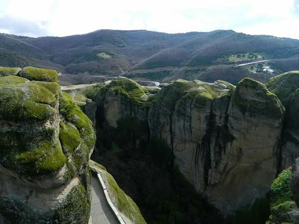 Nofilter Nofilternoedit Meteora Traveling GREECE ♥♥ Greece Allround The World in love with traveling. 🌸myphoto.