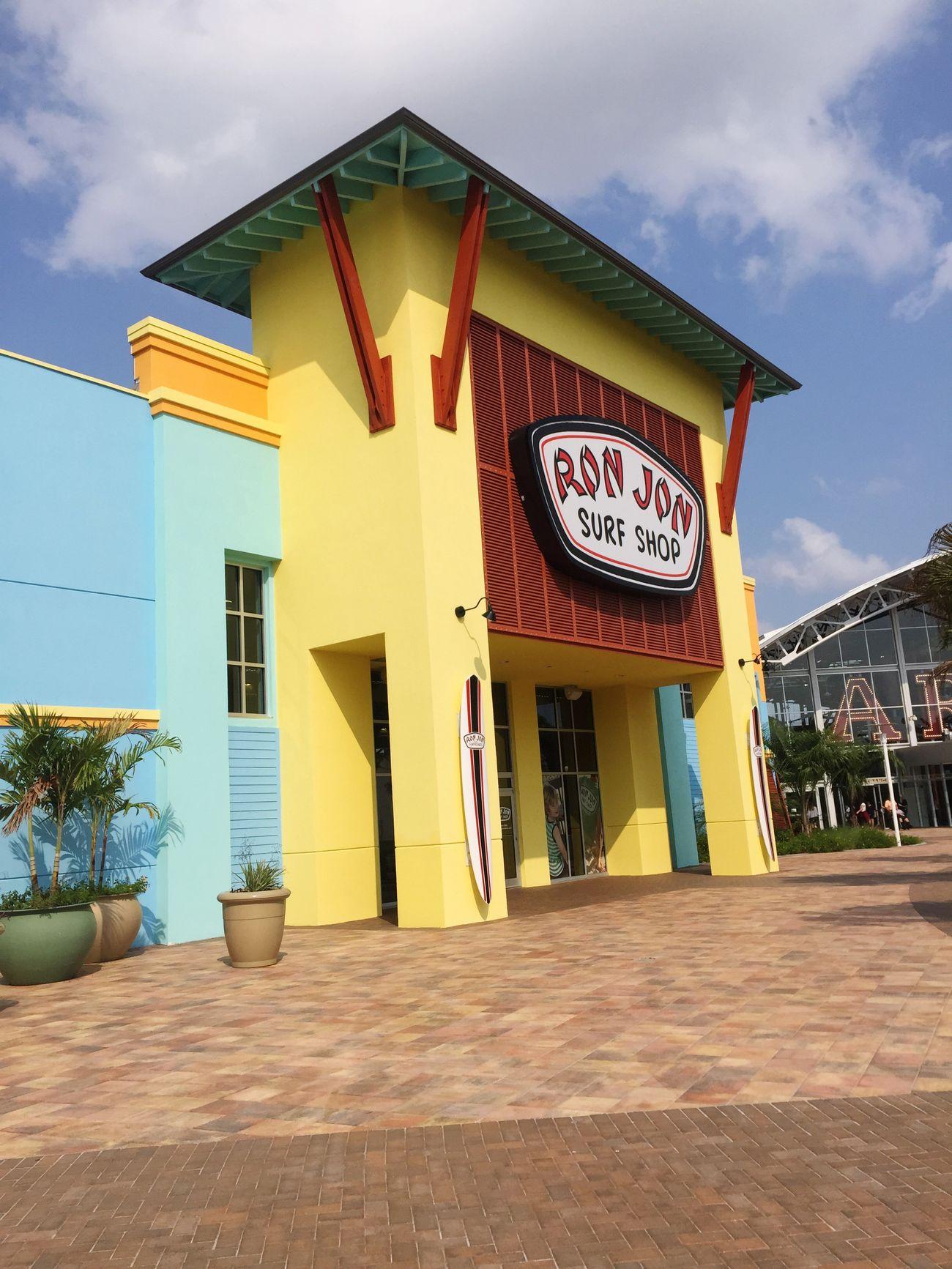 Ronjon Surfboard Shops Colors Orlando Floripa