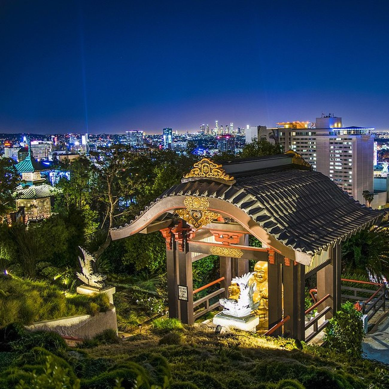 What if humans ARE the backup plan? Photo featured on @discoverla DiscoverLA Cities At Night Los Angeles Life TurnUpTheBrightness Los Angeles, California Yamashiro Yamashirola