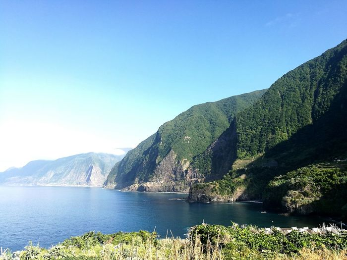 Sunny Seaside Alone Time Madeira Island Fazosteusmomentos