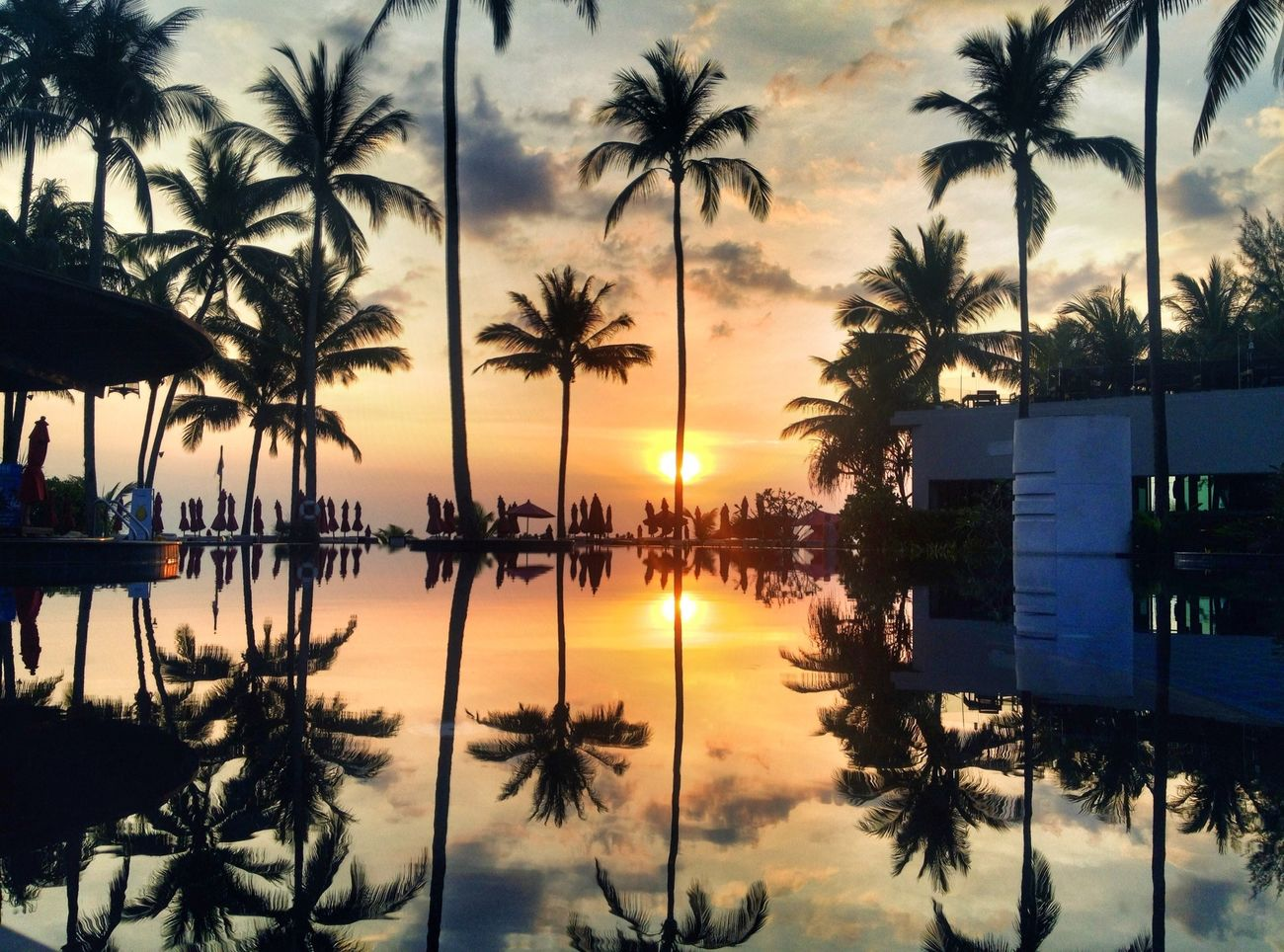 Time To Reflect Sunset Water Reflections Elegance Everywhere