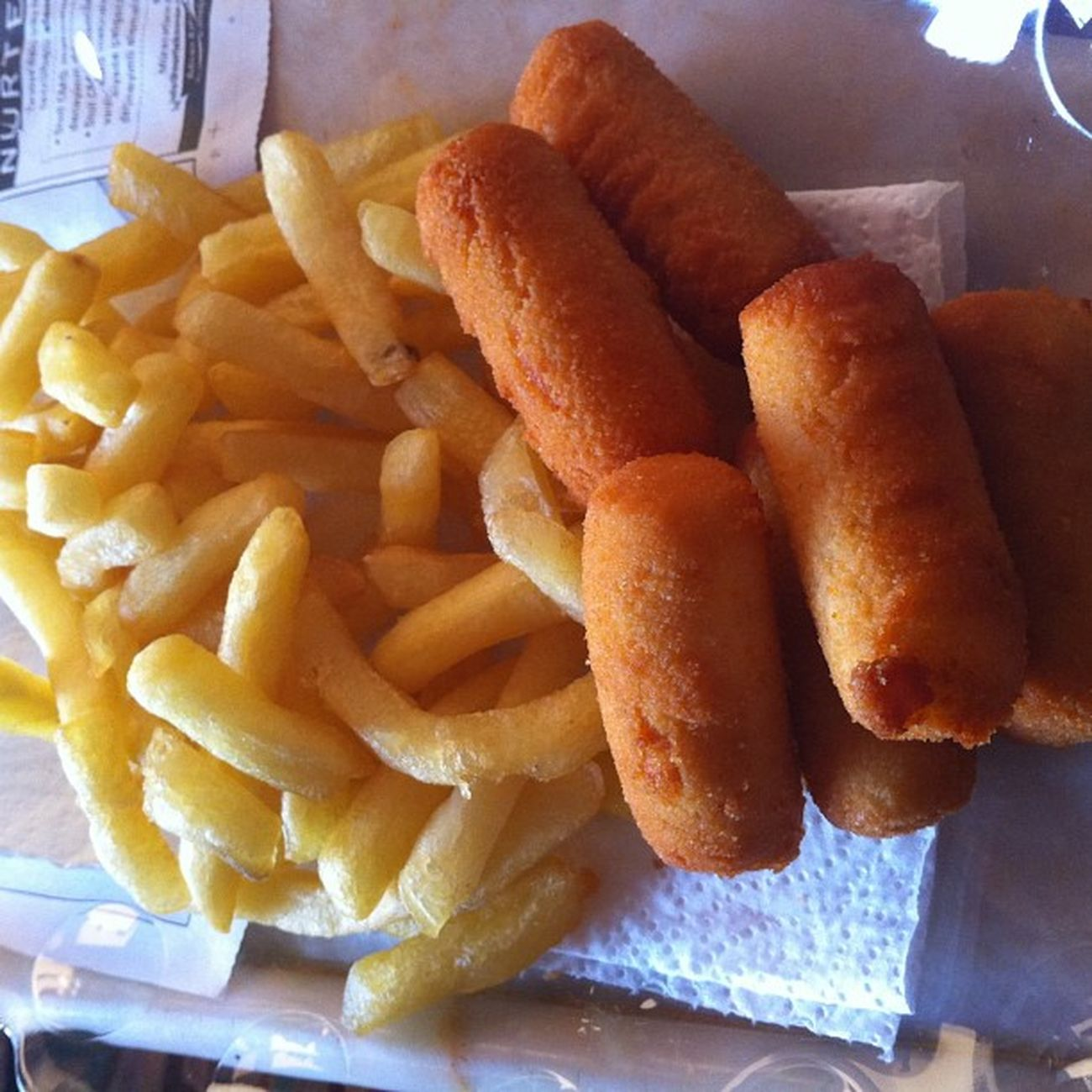 Patates Kizartma Yemek Food instafood yiyecek patato istanbul