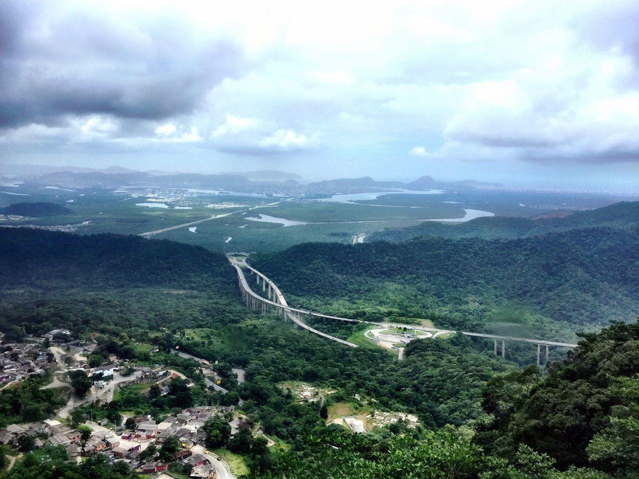 Beautiful stock photos of brasilien, Brazil, Cubatão, Horizontal Image, Scenic Lookout