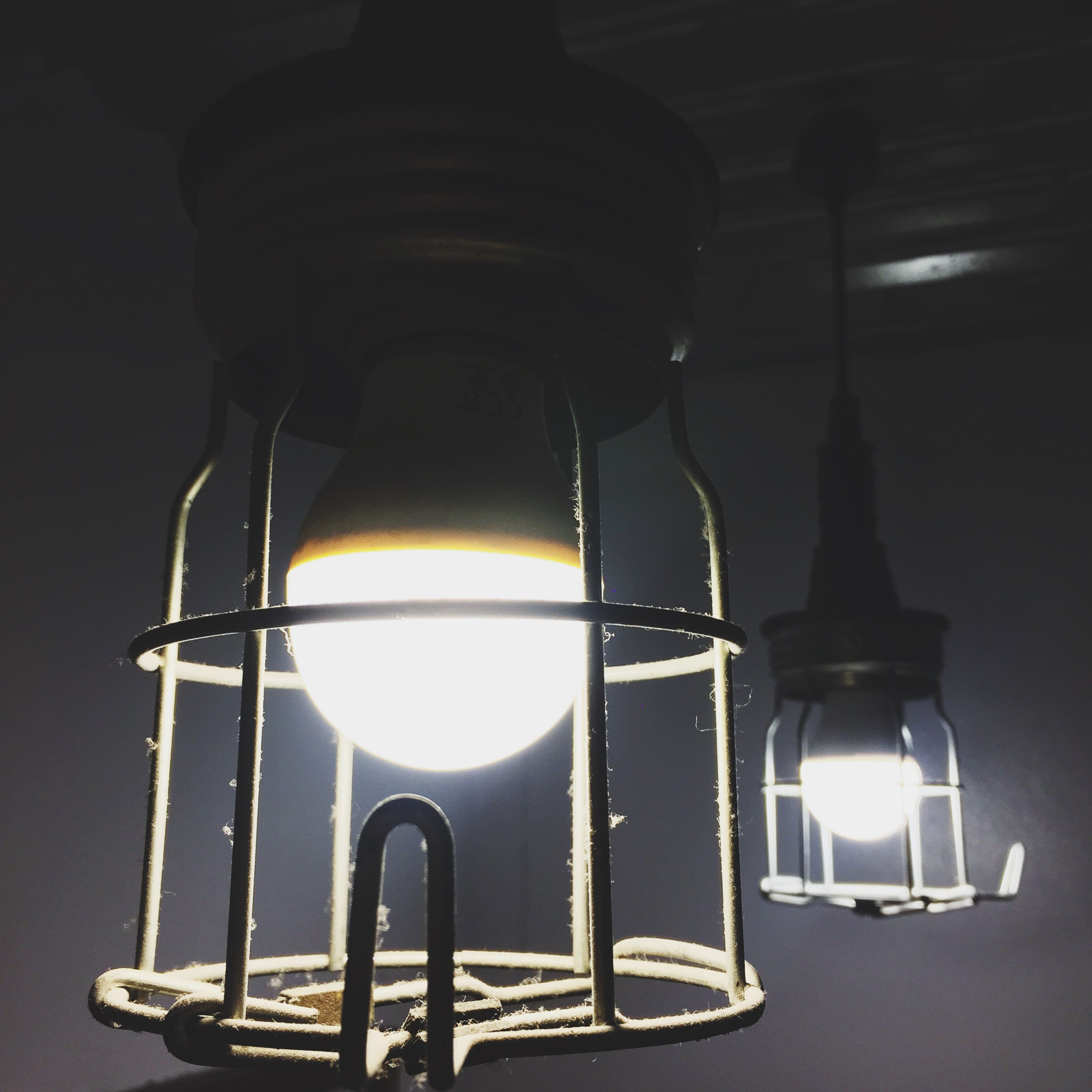 lighting equipment, illuminated, no people, indoors, day