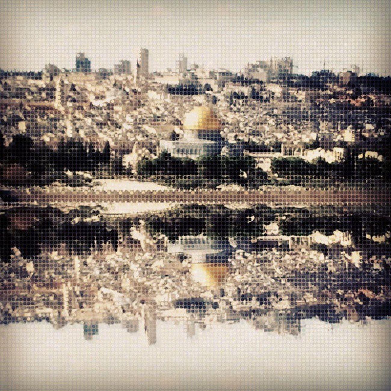 Paisagem Modificada Jerusalem Feitoporhd