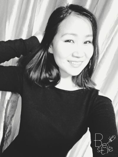 Selfie ✌ That's Me Cheese! Feeling At Home Big Smile Nasty :)  Black & White