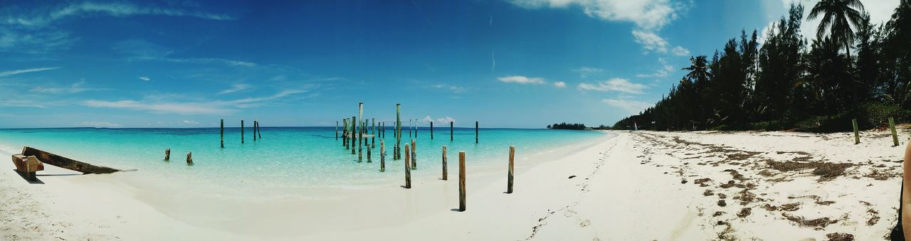 Everything in life is a shade of blues, what matters is how you perceive it Bahamas Andros Island Oceanwater Nature Beachphotography