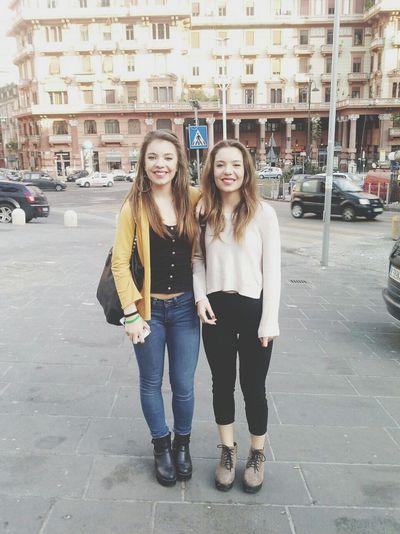 Napooli Sisters ❤ Naples Is Wonderful Having Fun :) First Eyeem Photo