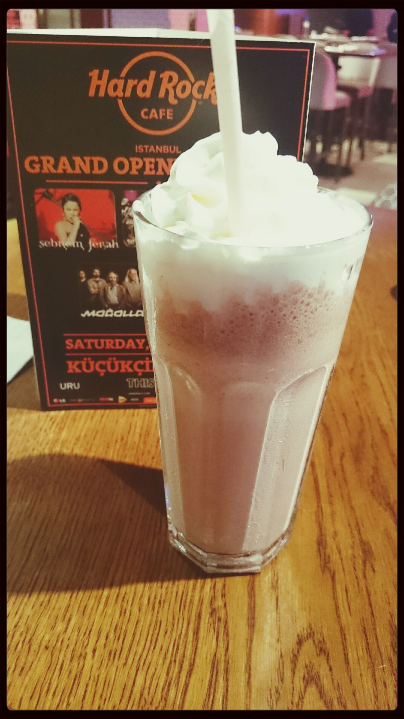 Chocolat Milkshake♥