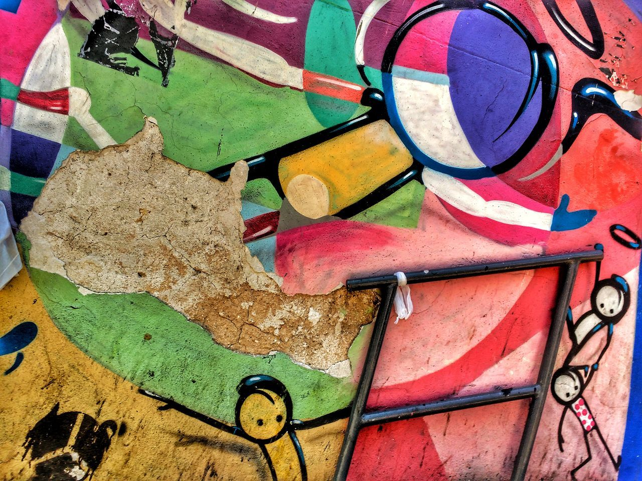 Colourful graffiti in Rio. Multi Colored Close-up No People Green Color Day Graffiti Graffiti Art Street Street Art Brazilian City Outdoors Colors Colorful Colours Colourful Art Abstract Abandoned Bright Creative Wall City Life Poverty Political Street Art