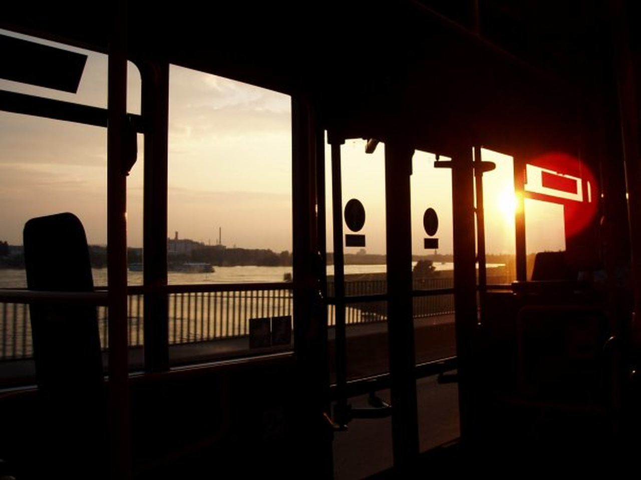 a view on my way to homestay~shoot on bus ;) Bus View Düsseldorf EyeEmNewHere