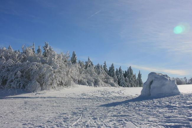 Beauty In Nature Cold Temperature Landscape Rhön Snow Wasserkuppe Winter Winter In Germany First Eyeem Photo