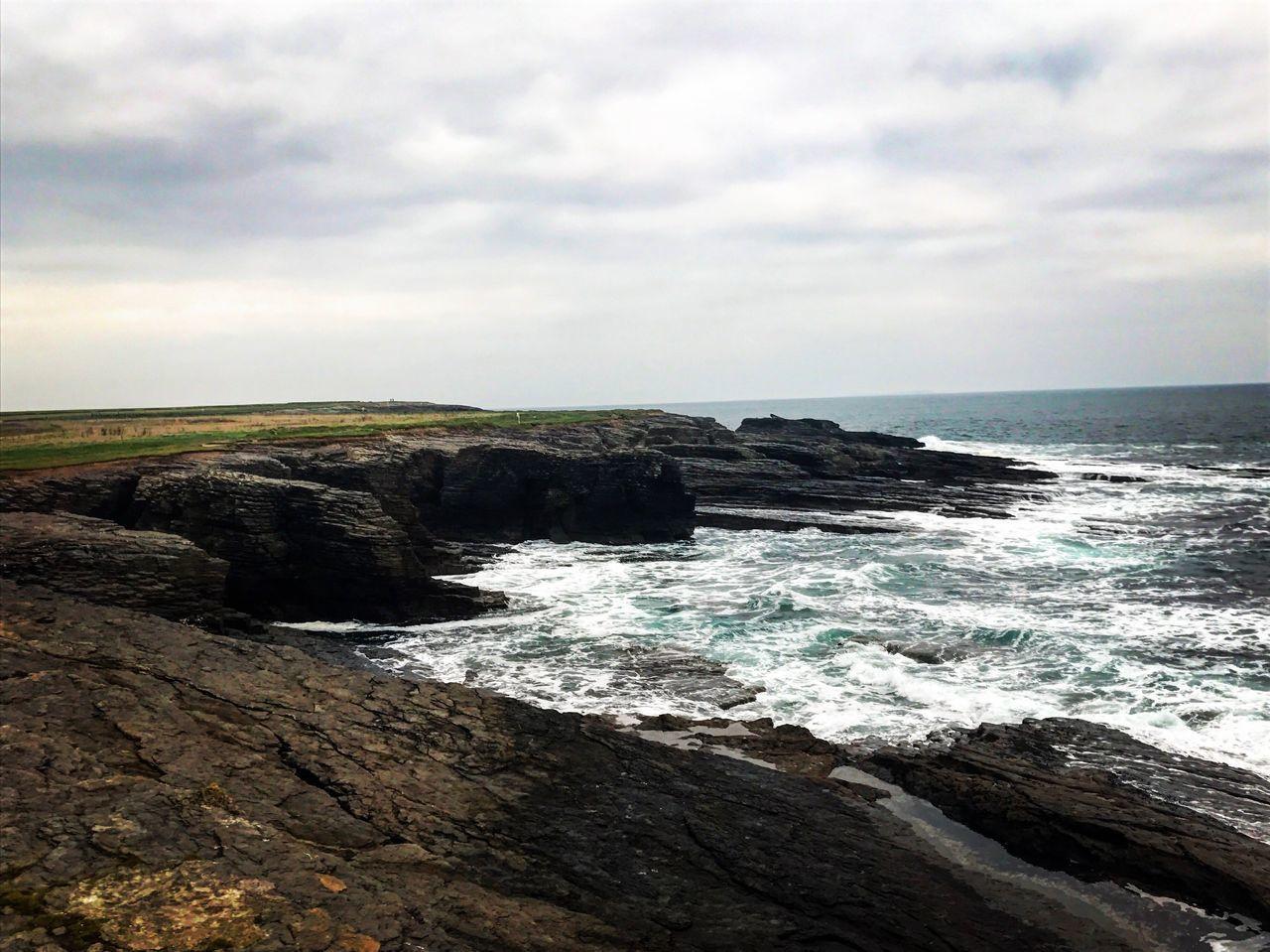 Ocean View Sky Beautiful IPhoneography