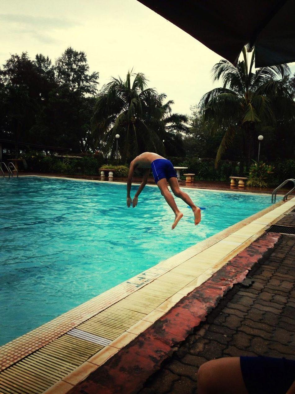 swimming Holiday Pool