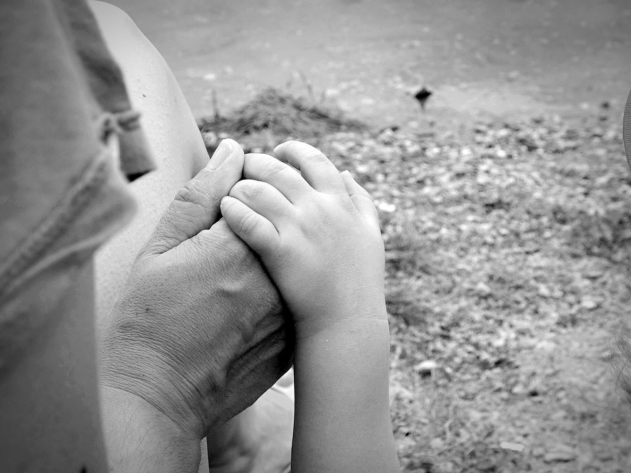 Blackandwhite Hands Motherandson  Beautiful Loveit RePicture Motherhood