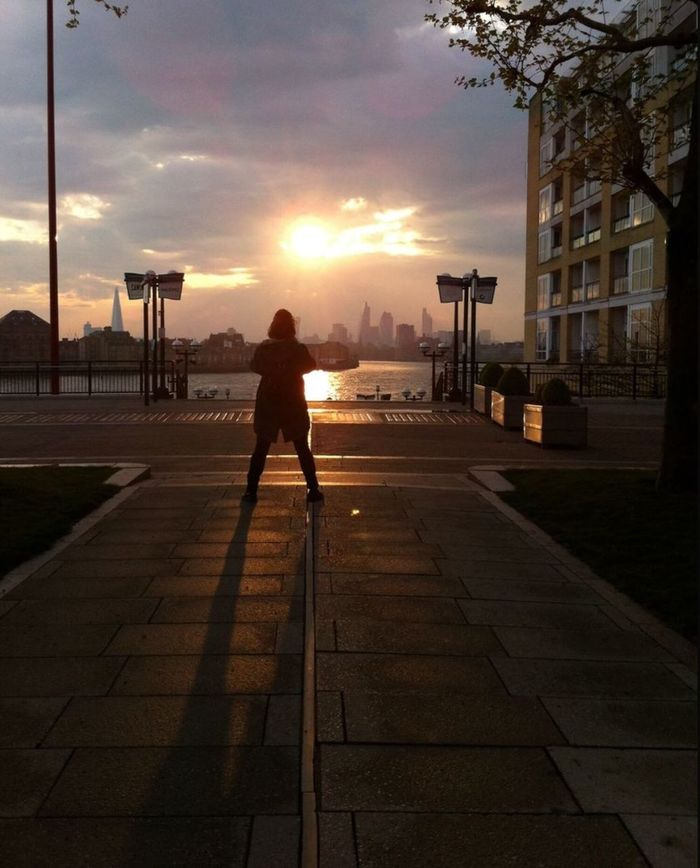 London Lifestyle Sky Full Length Sunset One Person Real People Cloud - Sky Architecture Lifestyles Built Structure Outdoors Building Exterior Silhouette Men City Nature One Man Only Adults Only Day People Adult Taking Photos Perfection Is Everywhere Popular Photos People And Places