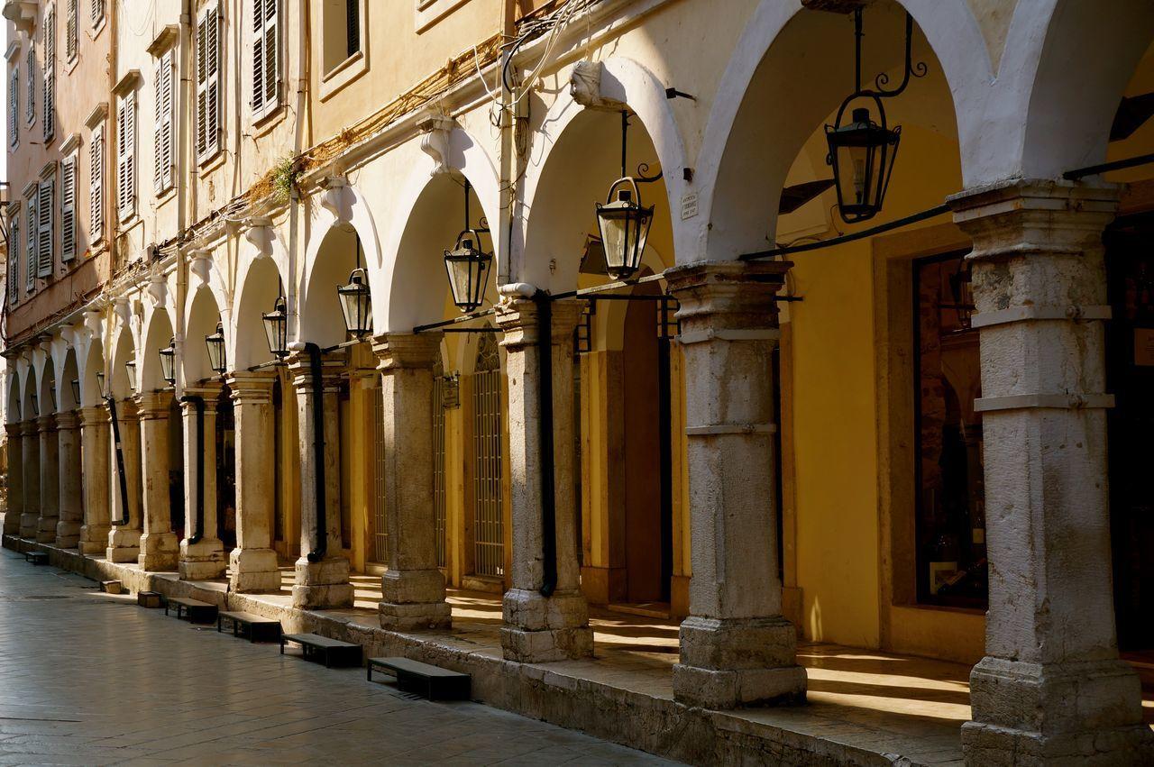 Beautiful stock photos of bologna, Architecture, Bologna, Built Structure, Column