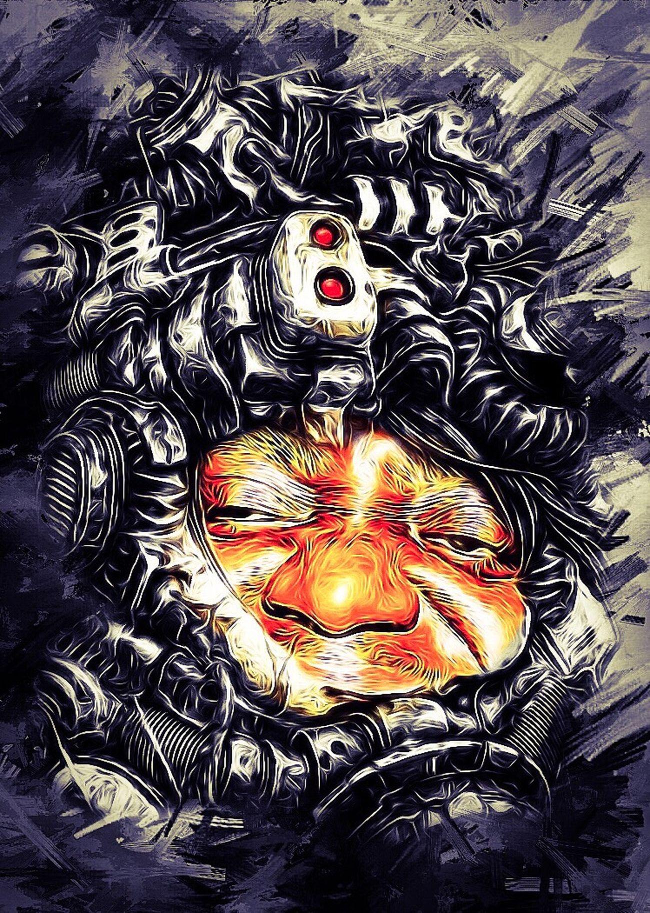 TechChoked Forgotten Dreams New Nightmares Splinters Of Reality Human Condition Control Facial Experiments Devolution