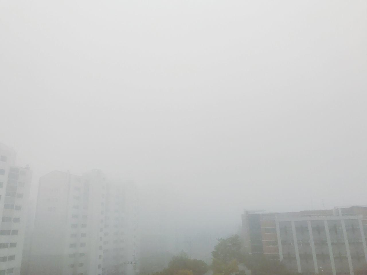 foggy morning.. Fog Foggy Foggy Morning Soft Fog Cityscape Sightseeing