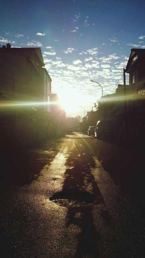 Streetphotography Sunshine