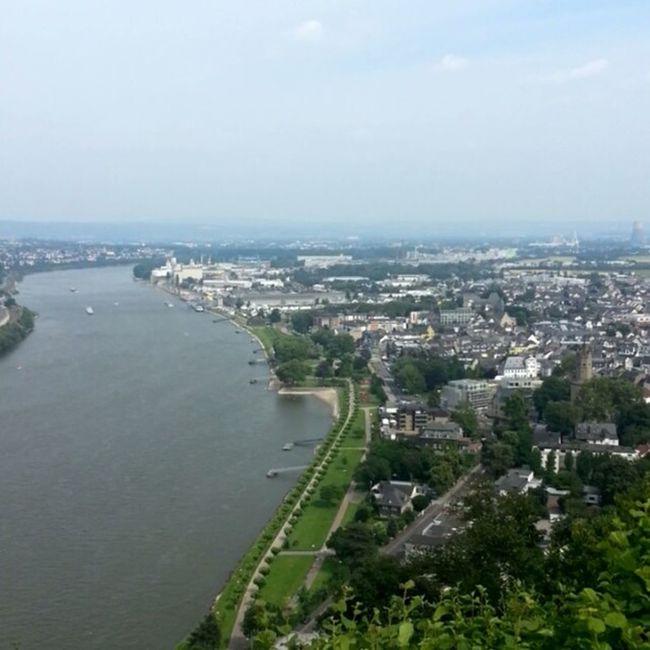 Ich liebe meine Heimat schon ein bisschen sehr. Sommer Deutschland Koblenz Rhein Andernach Igers Rheinstagram Igerskoblenz Instajogger Instabiker