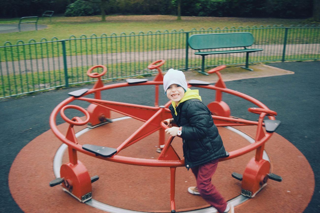 Taking Photos Playground Boy Enjoying Life Eye4photography  My Son