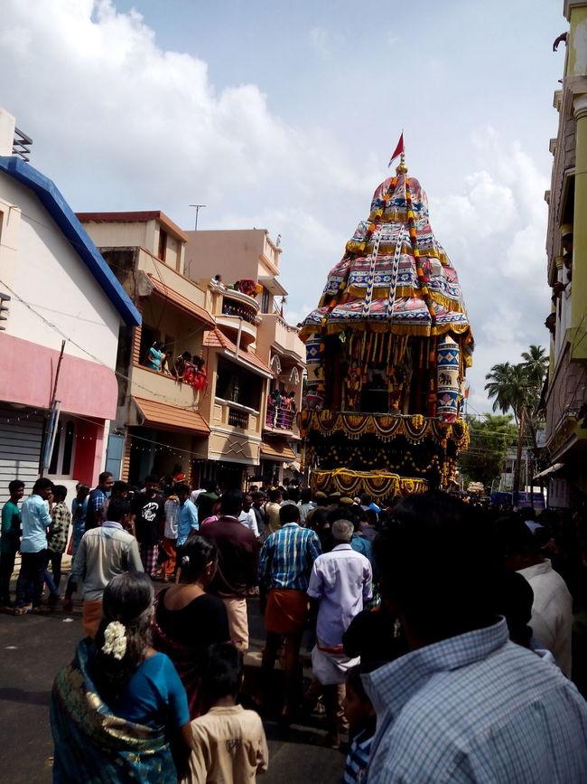 Krishnancoil Car Festival