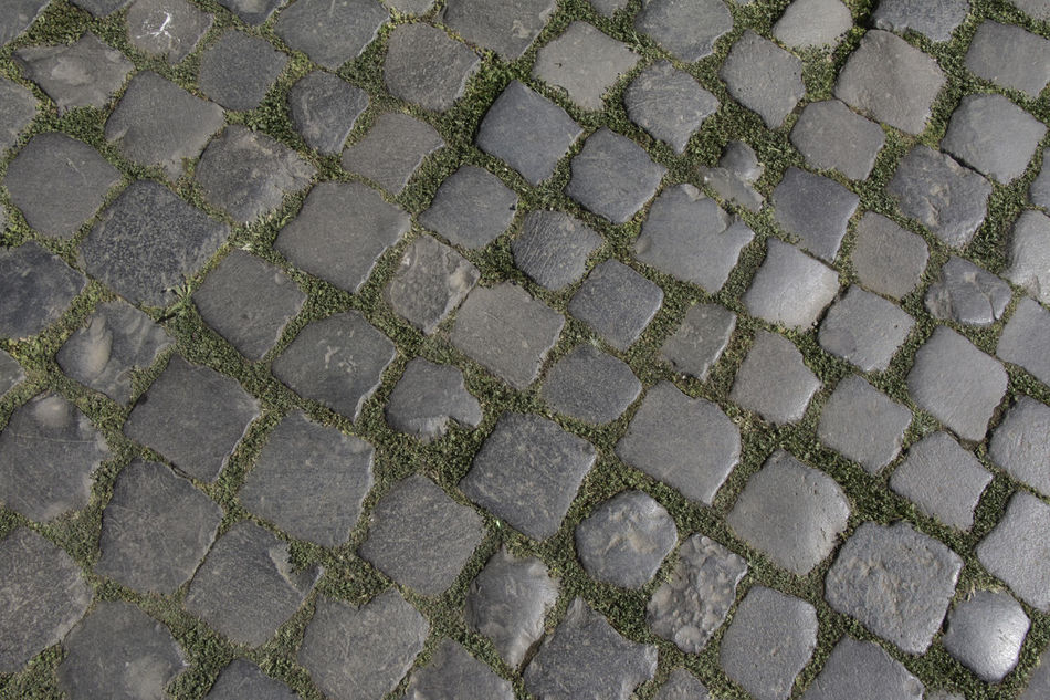 Cobblestone path Angle Close-up Cobblestone Pattern Pattern, Texture, Shape And Form Plant S Stone Tile