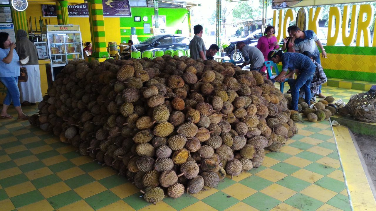 Durian Ucok, Durians Shop tropical fruit Durian Durian Fruit - Medan