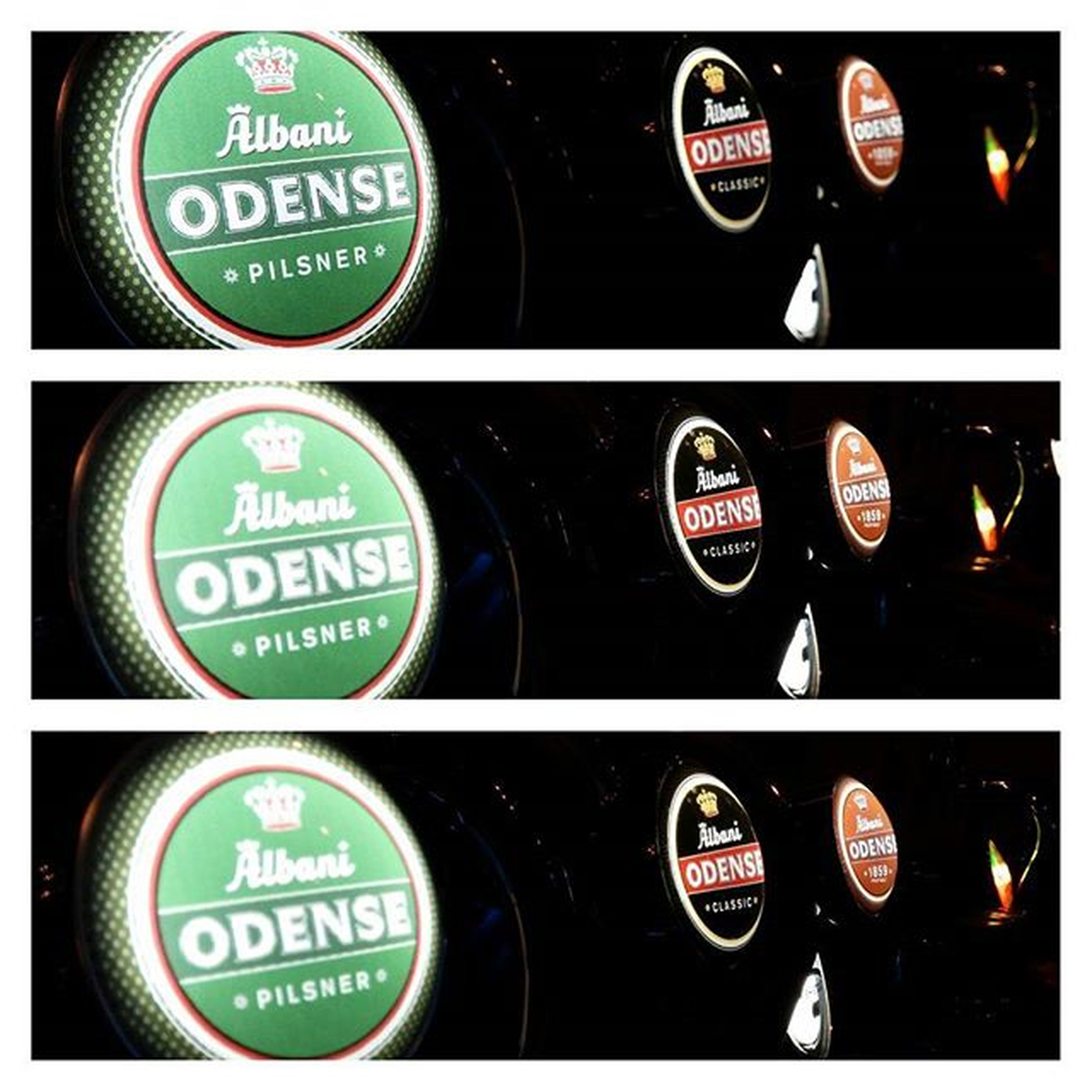 Odense Albani Beers Pilsner Classic Fourmalt Beers Odense Denmark