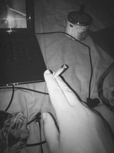 Smoke Night Bedroom