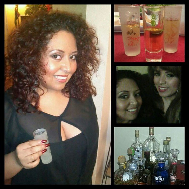 Happynewyear Bye2012 Hello2013 Sisters @erikajanine Family TequilaShots GoodTimes