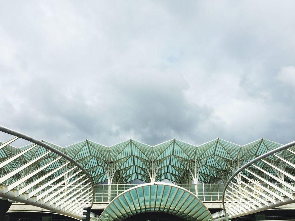 Gare do Oriente - Lisboa Garedooriente Train Station Arquitecture EyeEm Best Shots EyeEm Gallery Lisbon