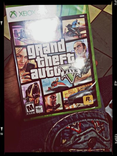 just grabbed the GTA 5