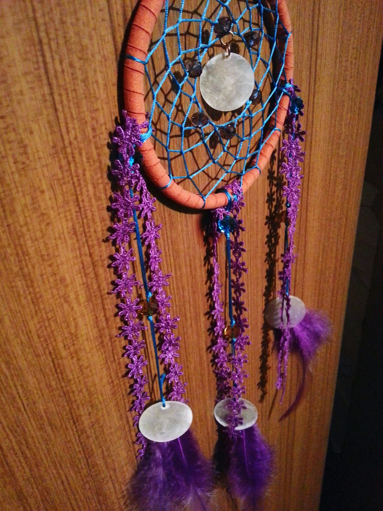 I love thins thing Dreamcatcher Trinket HungUp