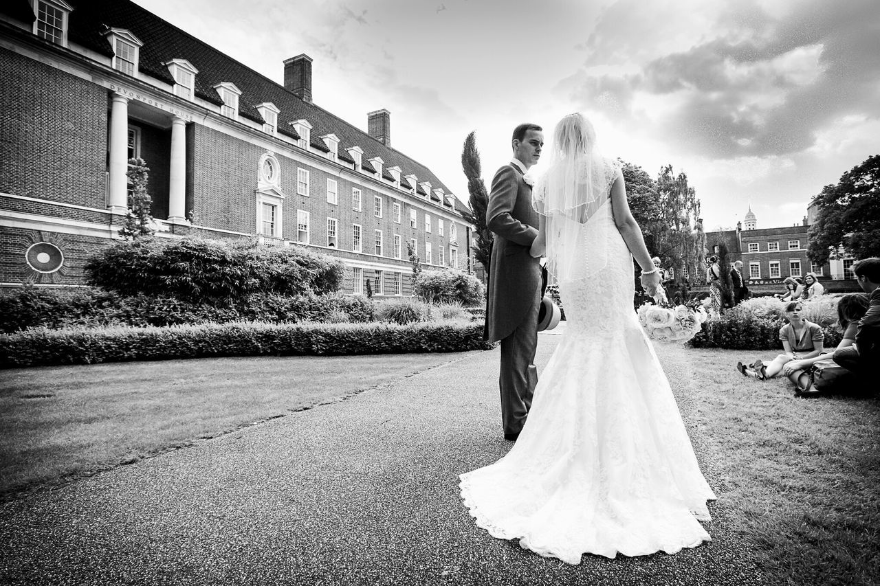 10 day to the next BIG wedding day and counting down! Wedding Wedding Photography Couple Family Blackandwhite London Greenwich Bride Groom Weddings www.pandevonium.com Monochrome Photography