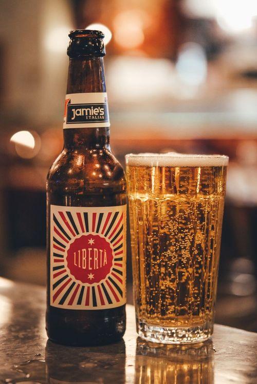 Beer Beer Beer Time Jamie Oliver Restaurant