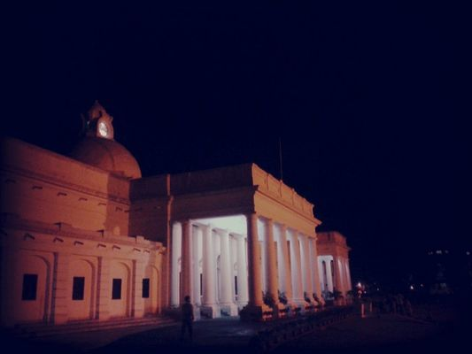 Checking in at IIT -Roorkee (UA) by Viraj Verma