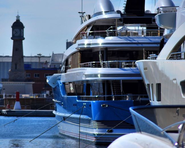 Yatch Marine Old Watch From My Point Of View Barcelona