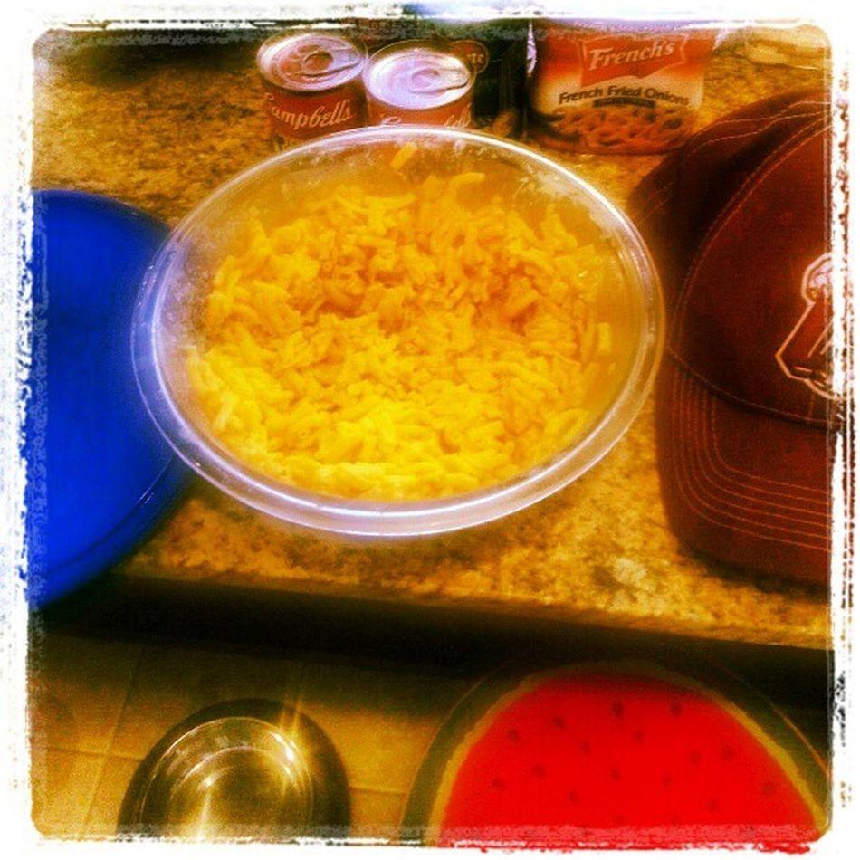 My sister Thanksgivings dish Reused Weaksauce