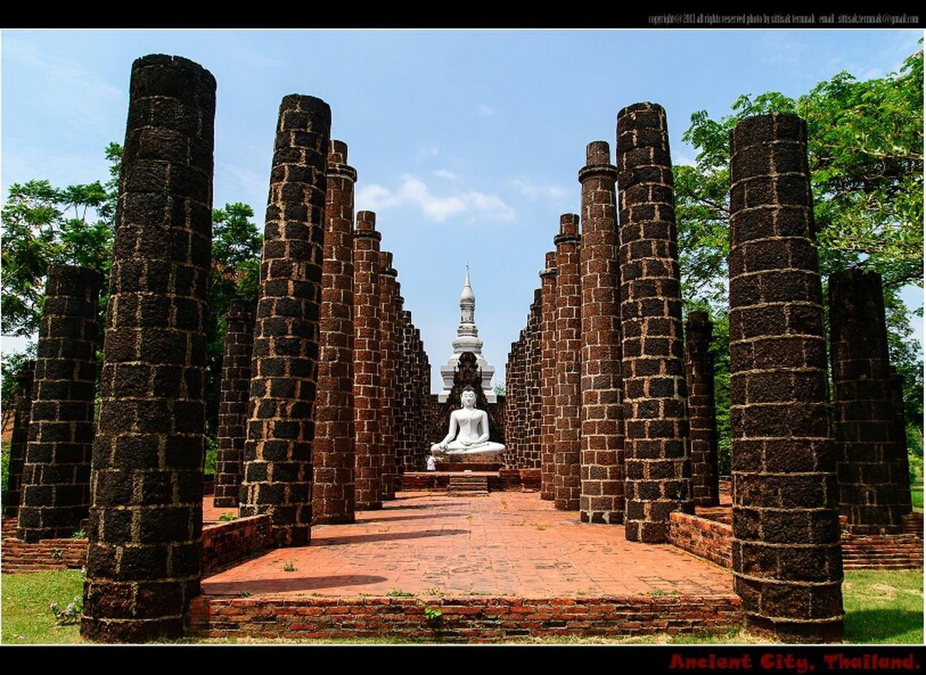 Ancient City, Thailand. Traveling Landscape Travel Thailand_allshots