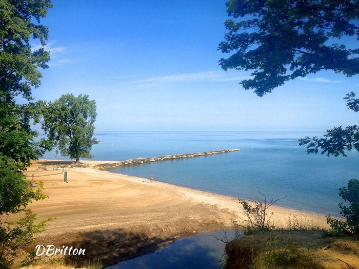 Lake Erie Huntington Beach Bay Village Water_collection