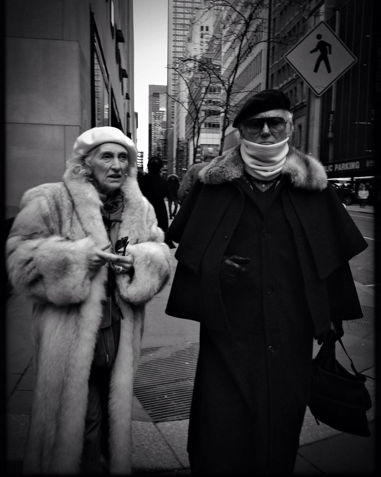 Rockefeller Center, NYC Street Life Blackandwhite Photography Hipstamatic New York City Wearegrryo AMPt_community Street Photography IPhoneography Eye4black&white  Street Fashion Candid