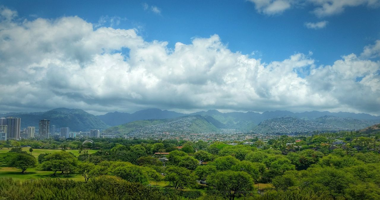Beautiful stock photos of hawaii, Architecture, Built Structure, City, Cityscape