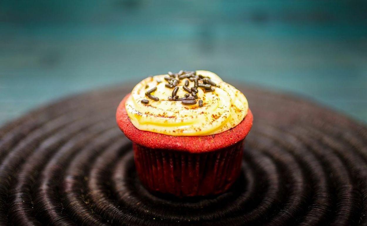 Food Porn Awards Redvelvet Baked Cupcake Food Porn Foodporn