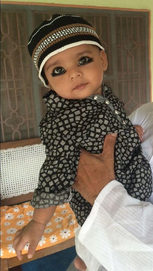 My niece Ahan