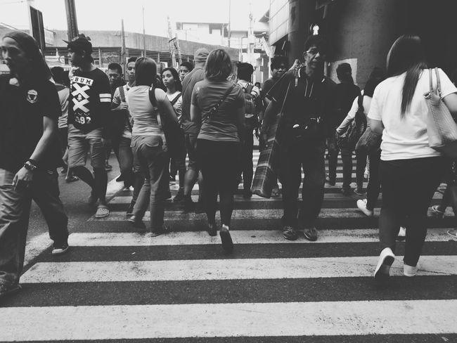 Street Eyeem Philippines Album Crowd HuaweiP9 Huawei P9 Leica