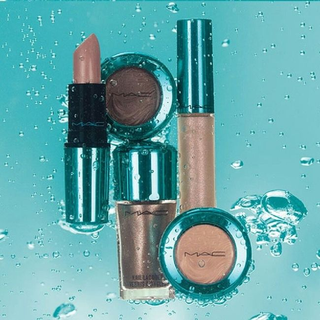MAC Alluring Aquatic Collection - in love with the gorgeous packaging ? Now online available! @maccosmetics Mac Alluringaquatic Limitededition MacLover macalluringaquatic bblogger beautyblogger blogger cosmetics beauty beautiful